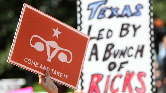 "Federal Judge Strikes Down ""Disingenuous"" Texas Anti-Abortion Law"