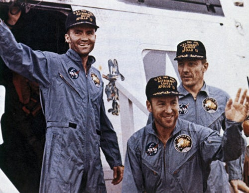 This Manual Saved the Power to Keep Apollo 13 Alive