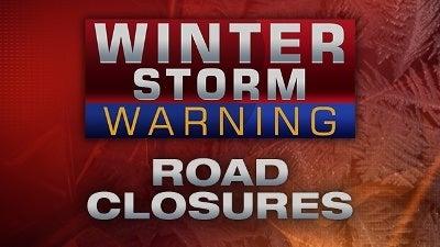 Houston's Highways Are All Shut Down