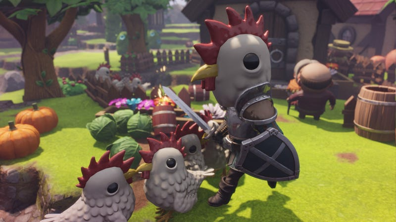 A Rather Charming RPG That Doesn't Take Itself Too Seriously