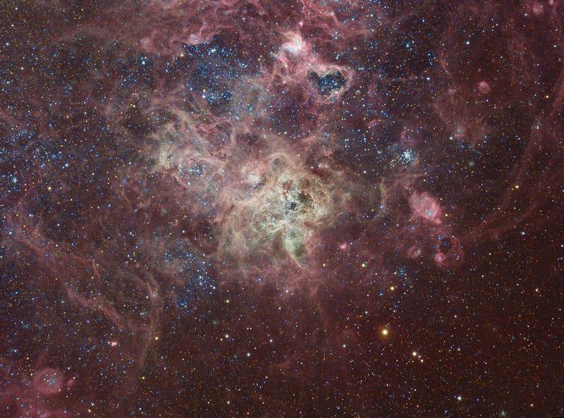 Ghostly Nebulae Haunt the Skies