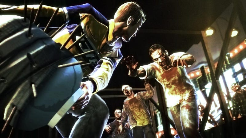Dead Rising 2: 7,000 Zombies and Plenty of Chainsaws