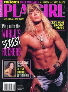 Playgirl Showed Us All The Peen That Was Fit To Print