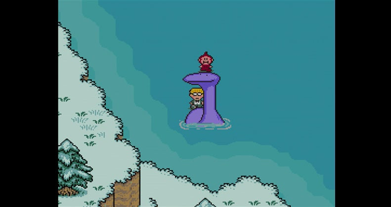 Playing Earthbound For The First Time? Tell Us What You Think.