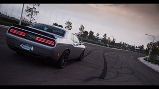 Dodge Challenger Hellcat: Mad Max... the car