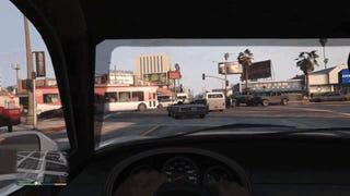 En GTA V también hay atascos de tráfico, y se producen espontáneamente