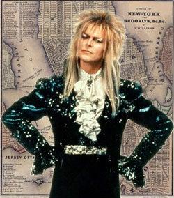 Is David Bowie Taking Over Manhattan?