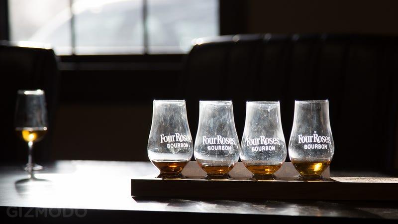 How Bourbon Gets Its Beautiful Flavor