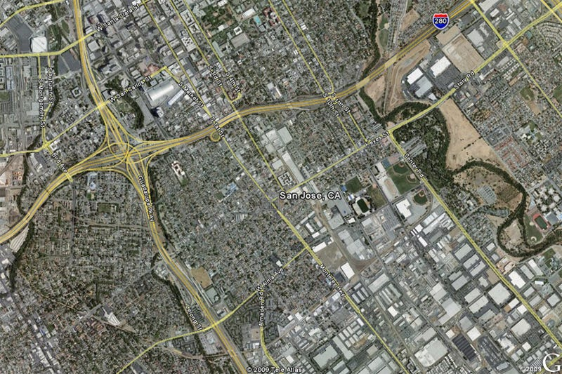 San Jose: America's Eighteenth Most Traffic-Congested CIty
