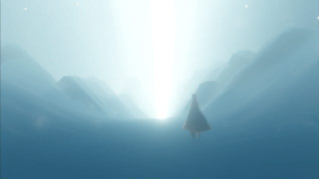 Gorgeous Games of 2012: Journey