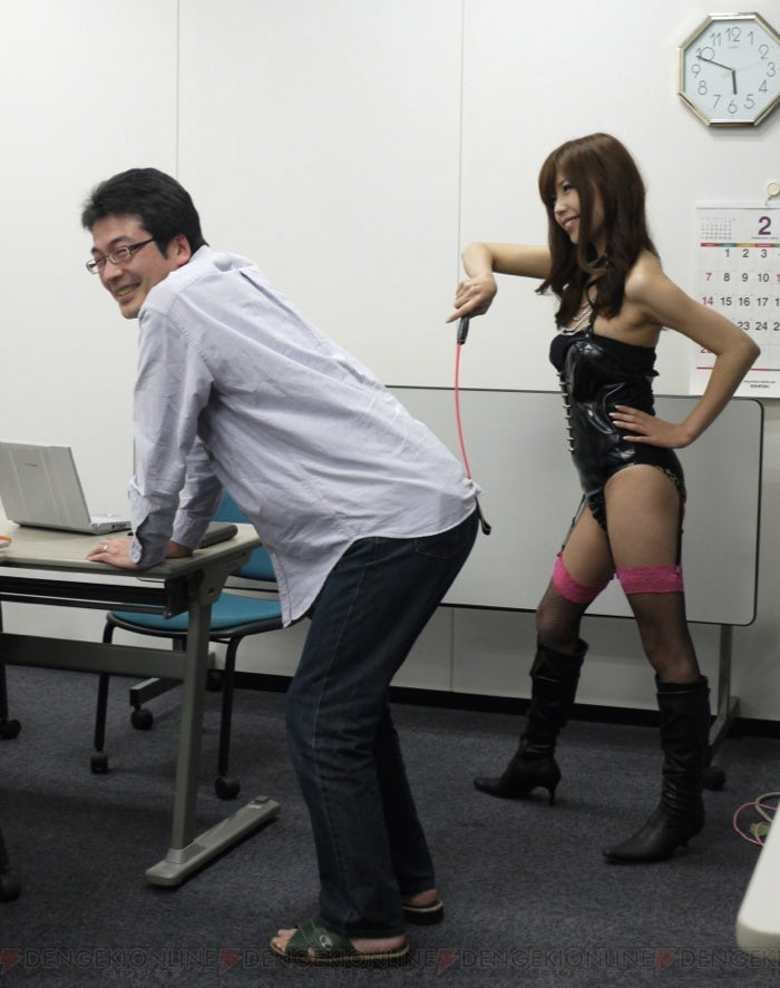 Just Another Day At The Dengeki Offices