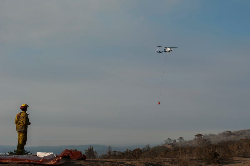 Enormous California Wildfire Could Get Much Worse