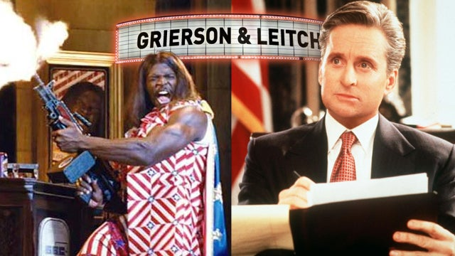 The Grierson & Leitch Endorsements: Our Best Movie Presidents