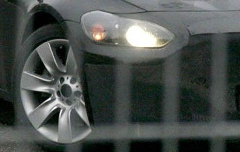 BMW CS Mule Caught In Munich