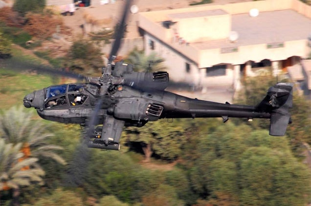 New Crazy Conspiracy: Obama Is Taking Away Your Helicopter Defenses!