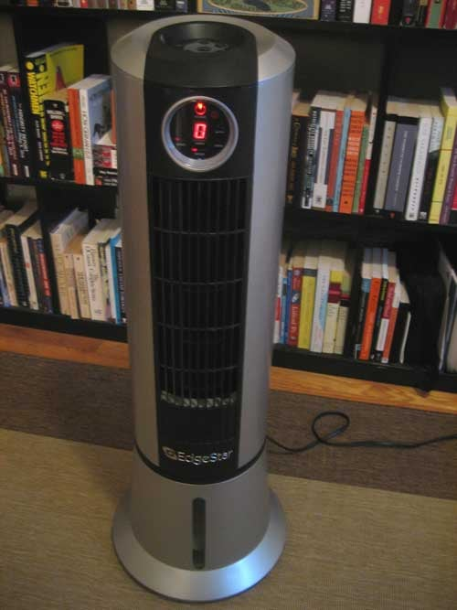 Lightning Review: EdgeStar Portable Evaporative Air Cooler