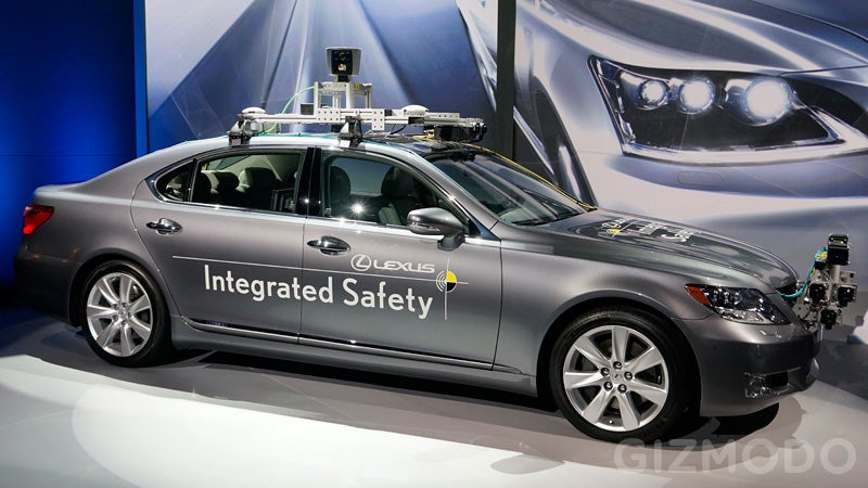 Why You Shouldn't Be Too Quick to Cheer Self-Driving Cars