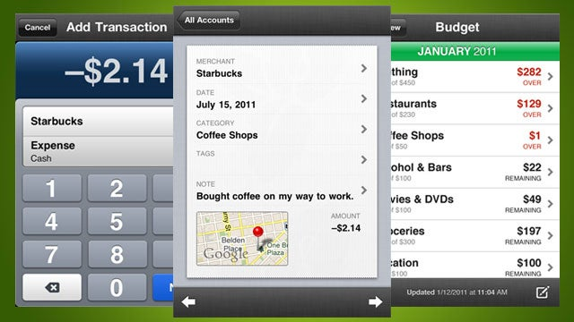 Mint Money Management App for iPhone Gets Better at Budgeting On the Go