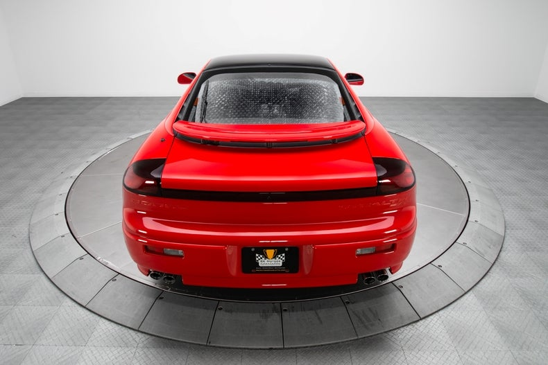 The Dodge Stealth R/T Twin Turbo Is Here In Your Face Right Now