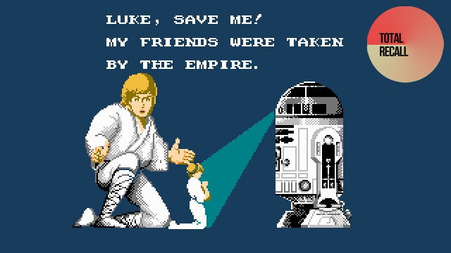 The Horror and the Glory of Japan's 1987 Star Wars Video Game
