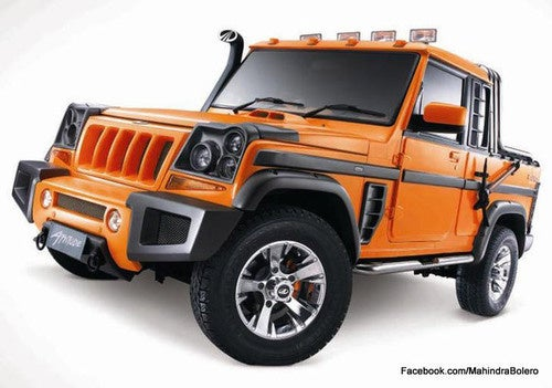 Mahindra Bolero: India, Truck Yeah!