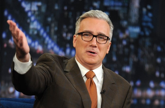 Keith Olbermann Again Fails to Make it Through Day Without Tweeting Buffoonishly