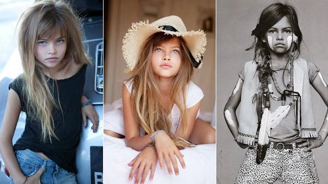 The 10-Year-Old French Model's Mother Responds To The Controversy Over Her Daughter's Pictures