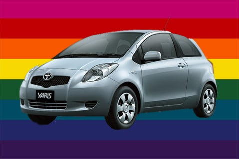 Spring 2007's Gayest Cars (Not That There's Anything Wrong With That)