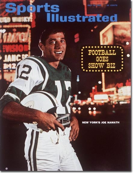 Playboy's Candid Conversation With The Superswinger QB, Joe Namath