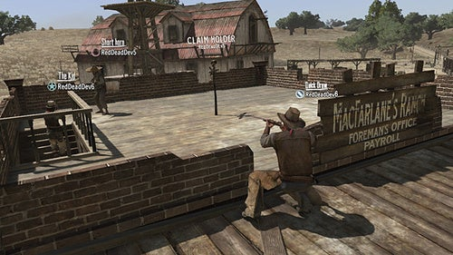 """Land Grab"": Undead Nightmare's Non-Horror Mode"