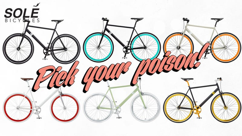 Last Chance! Grab A Sweet Single (or Fixed) Gear Bike - 30% Off