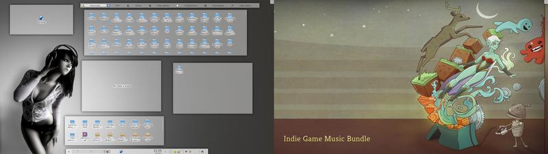My KDE Multi-Virtual Desktop, Multi-Activity Setup