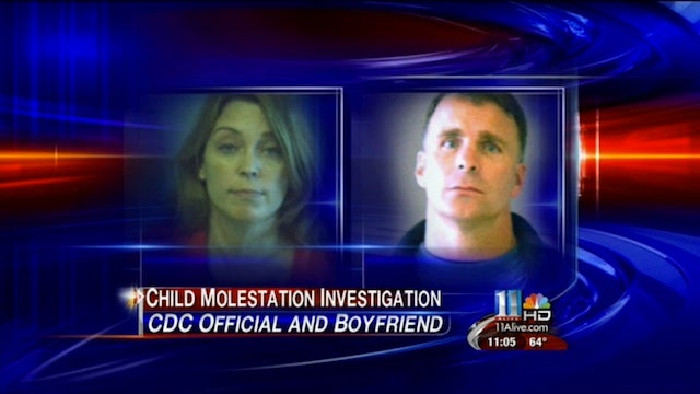 CDC Official Accused Of Molesting Child, Pets