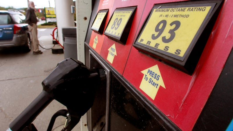 New York Finally Has Higher Gas Prices Than California