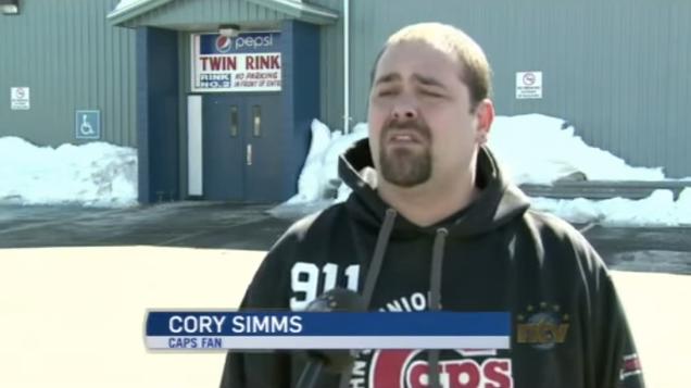 Canada Man Who Heckles Junior Hockey Games Has No Regrets