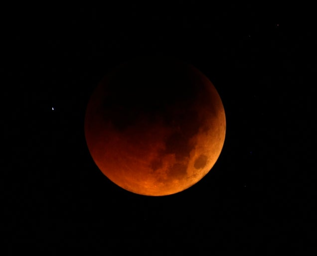 North America Will See a Total Lunar Eclipse on April 15th