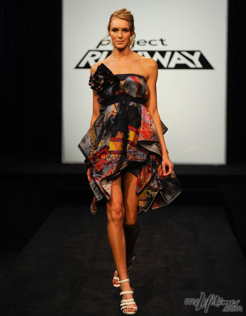 "The Biggest Challenge ""In The History Of Project Runway"""