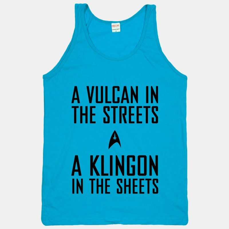 Everybody needs a sleazy scifi t-shirt sometimes