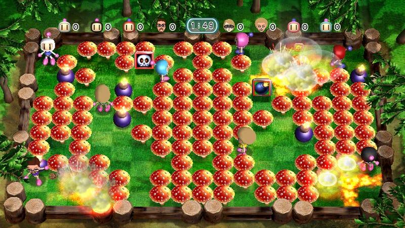 Gallery: New Wii Screens For Bomberman Blast
