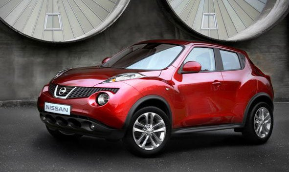 Nissan Juke Coming To Freak America Out With Its Foreignness