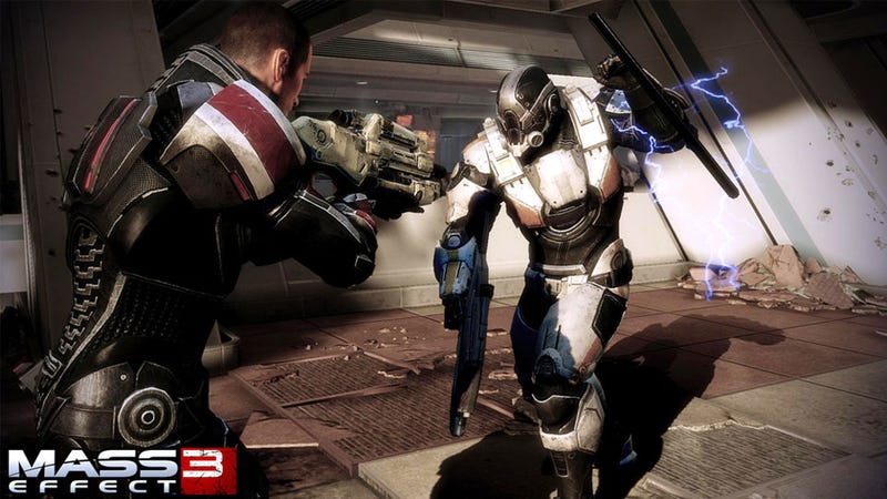 Mass Effect 3's New Voice Commands Are Xbox 360-only and Here's Why