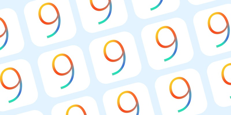 Go Download iOS 9 Right Now