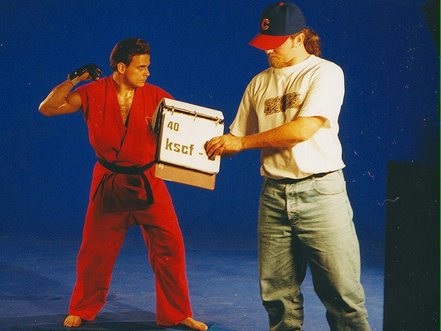 Street Fighter: The Movie: The Game: The Making Of (In Pictures)