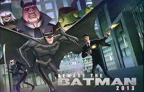 Beware the Batman Episode 6