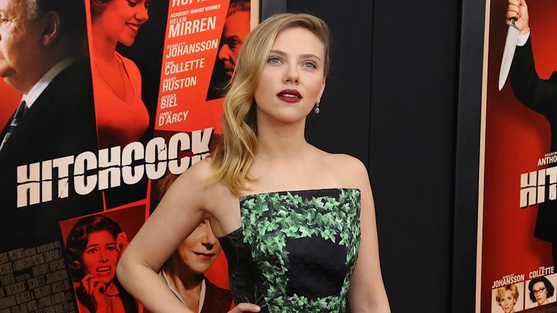 Scarlett Johansson Sues French Author for Using Her Name