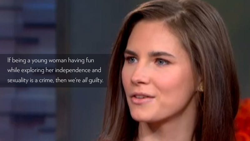 The 12 Ways We Are Amanda Knox