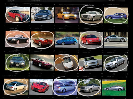 Automobile: 12 Used Car All-Stars