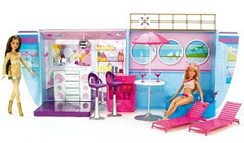 Barbies (And Barbies On Booze) Are Big Business