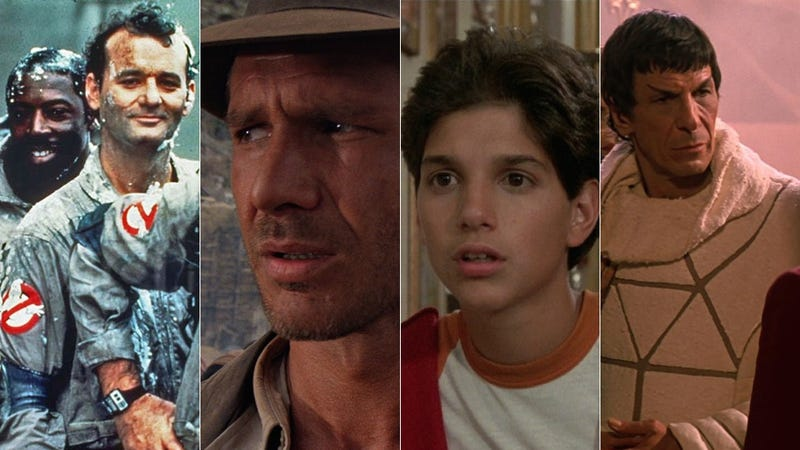 This Weekend In 1984 Was An Incredible One For Movies