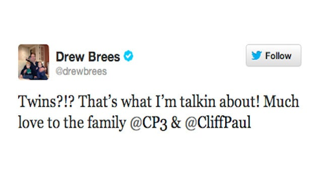 Chris Paul's Possibly Real Secret Twin Brother, Cliff, Is Now On Twitter